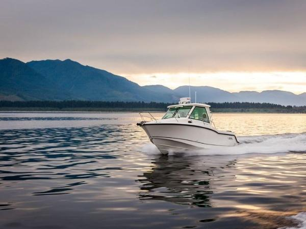 2020 Boston Whaler boat for sale, model of the boat is 285 Conquest Pilothouse & Image # 25 of 72