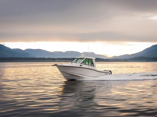 2020 Boston Whaler boat for sale, model of the boat is 285 Conquest Pilothouse & Image # 26 of 72