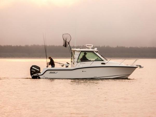 2020 Boston Whaler boat for sale, model of the boat is 285 Conquest Pilothouse & Image # 27 of 72