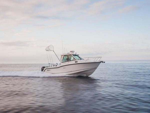 2020 Boston Whaler boat for sale, model of the boat is 285 Conquest Pilothouse & Image # 28 of 72