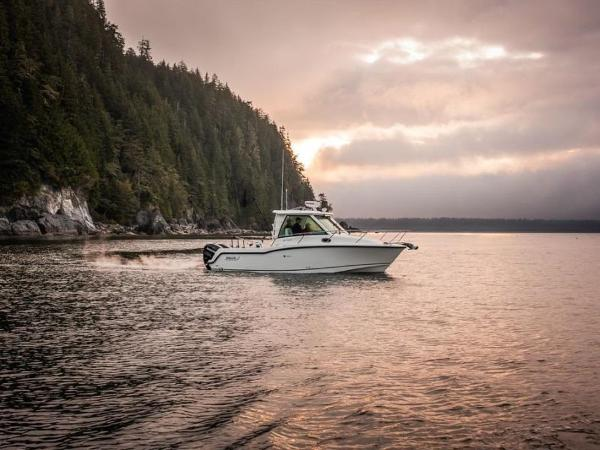 2020 Boston Whaler boat for sale, model of the boat is 285 Conquest Pilothouse & Image # 29 of 72