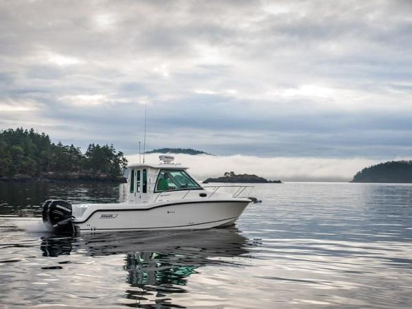 2020 Boston Whaler boat for sale, model of the boat is 285 Conquest Pilothouse & Image # 30 of 72