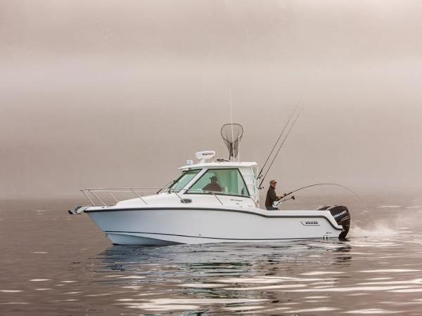 2020 Boston Whaler boat for sale, model of the boat is 285 Conquest Pilothouse & Image # 31 of 72
