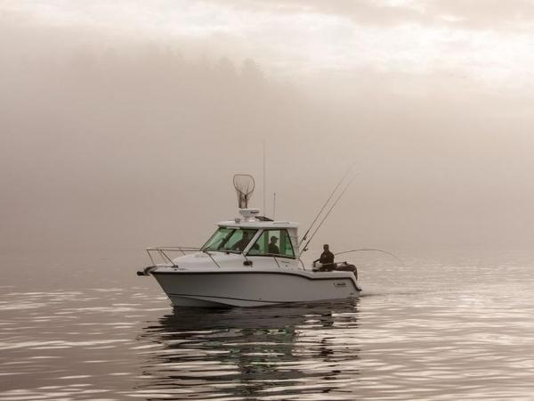 2020 Boston Whaler boat for sale, model of the boat is 285 Conquest Pilothouse & Image # 33 of 72