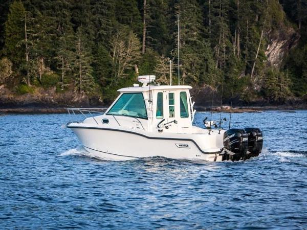 2020 Boston Whaler boat for sale, model of the boat is 285 Conquest Pilothouse & Image # 35 of 72