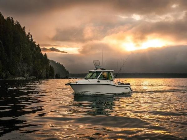 2020 Boston Whaler boat for sale, model of the boat is 285 Conquest Pilothouse & Image # 36 of 72