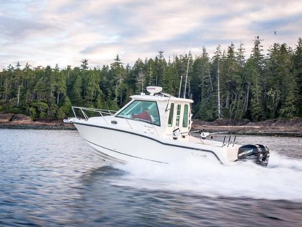 2020 Boston Whaler boat for sale, model of the boat is 285 Conquest Pilothouse & Image # 39 of 72