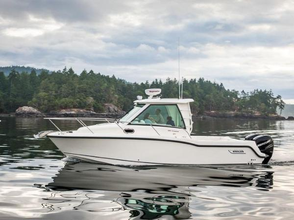2020 Boston Whaler boat for sale, model of the boat is 285 Conquest Pilothouse & Image # 40 of 72