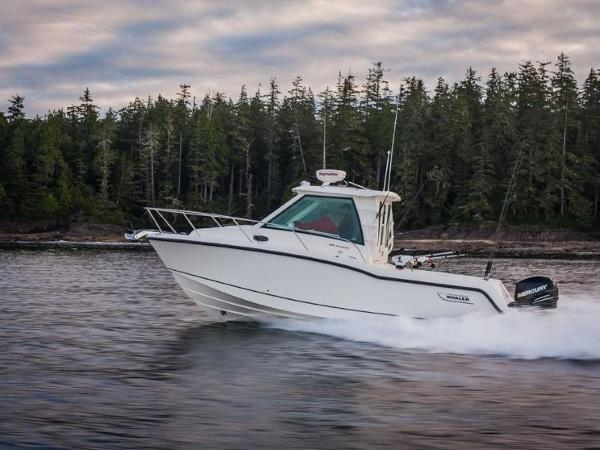 2020 Boston Whaler boat for sale, model of the boat is 285 Conquest Pilothouse & Image # 41 of 72