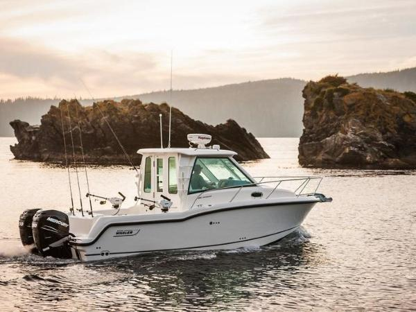 2020 Boston Whaler boat for sale, model of the boat is 285 Conquest Pilothouse & Image # 42 of 72