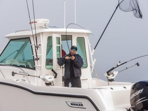 2020 Boston Whaler boat for sale, model of the boat is 285 Conquest Pilothouse & Image # 43 of 72