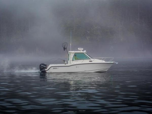 2020 Boston Whaler boat for sale, model of the boat is 285 Conquest Pilothouse & Image # 45 of 72