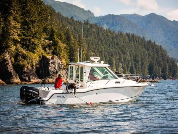 2020 Boston Whaler boat for sale, model of the boat is 285 Conquest Pilothouse & Image # 49 of 72