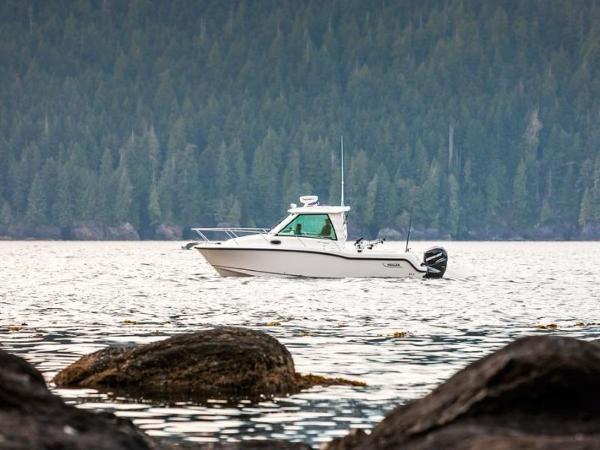 2020 Boston Whaler boat for sale, model of the boat is 285 Conquest Pilothouse & Image # 52 of 72