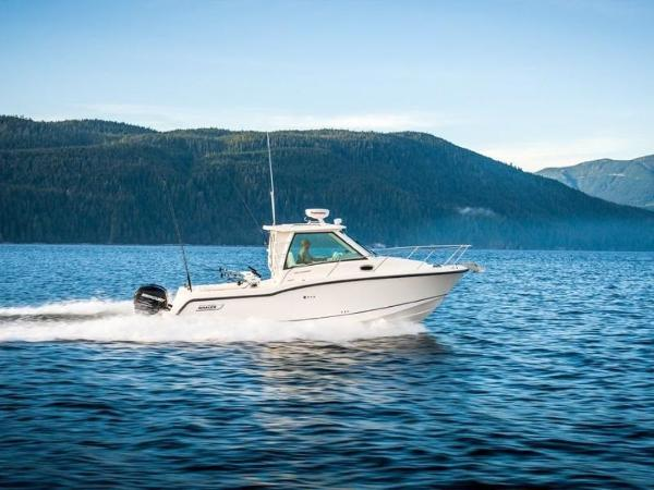 2020 Boston Whaler boat for sale, model of the boat is 285 Conquest Pilothouse & Image # 53 of 72