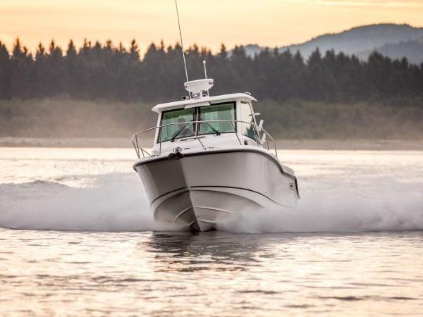 2020 Boston Whaler boat for sale, model of the boat is 285 Conquest Pilothouse & Image # 54 of 72