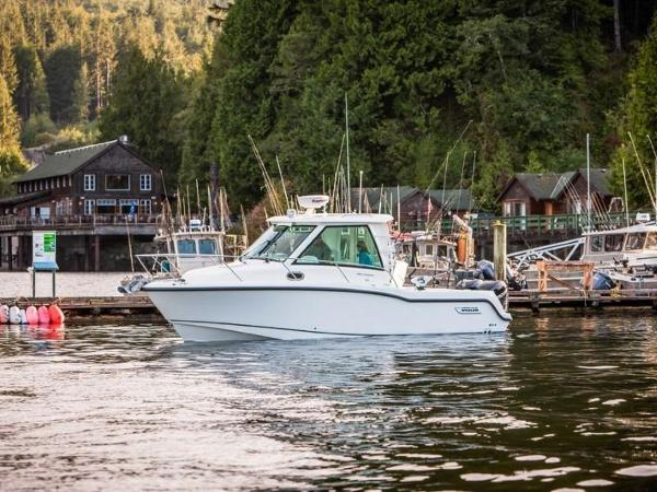 2020 Boston Whaler boat for sale, model of the boat is 285 Conquest Pilothouse & Image # 55 of 72