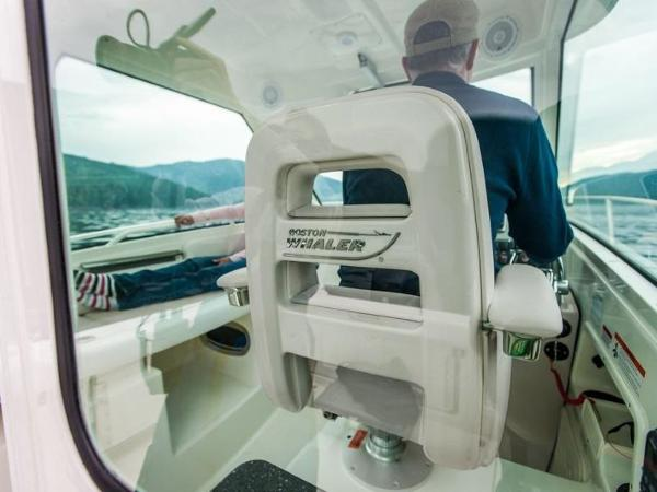 2020 Boston Whaler boat for sale, model of the boat is 285 Conquest Pilothouse & Image # 61 of 72