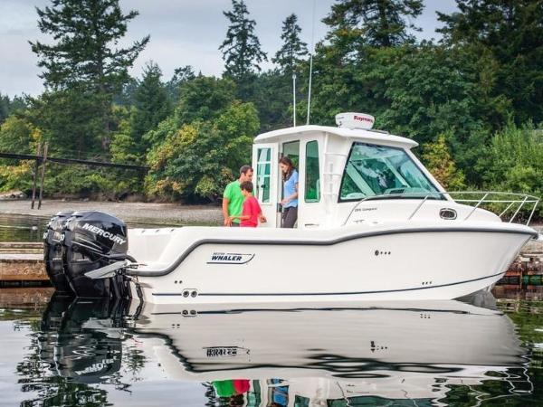 2020 Boston Whaler boat for sale, model of the boat is 285 Conquest Pilothouse & Image # 63 of 72