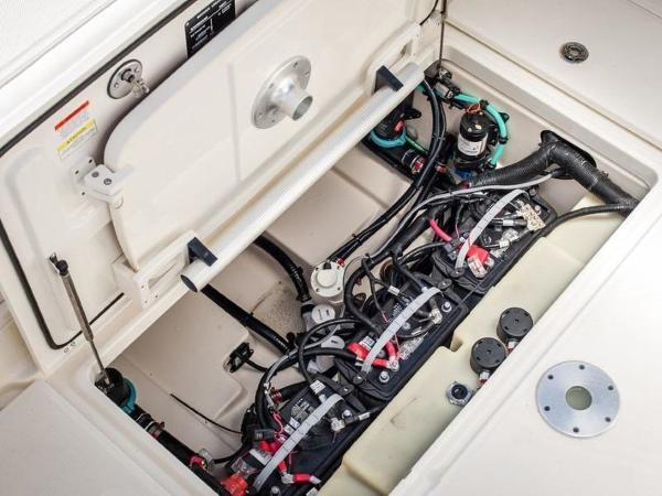 2020 Boston Whaler boat for sale, model of the boat is 285 Conquest Pilothouse & Image # 64 of 72