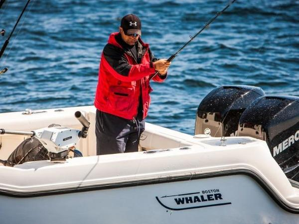 2020 Boston Whaler boat for sale, model of the boat is 285 Conquest Pilothouse & Image # 65 of 72