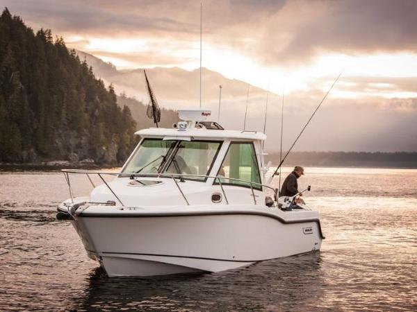 2020 Boston Whaler boat for sale, model of the boat is 285 Conquest Pilothouse & Image # 67 of 72
