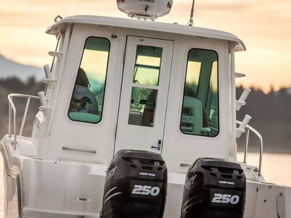 2020 Boston Whaler boat for sale, model of the boat is 285 Conquest Pilothouse & Image # 68 of 72