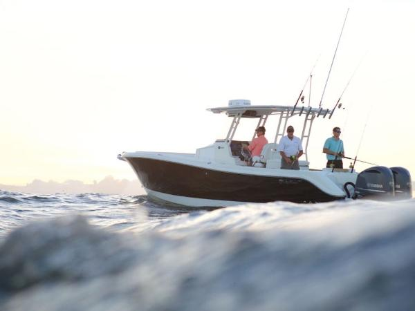 2020 Edgewater boat for sale, model of the boat is 280CC & Image # 5 of 14