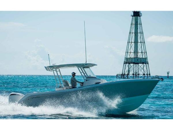 2020 Edgewater boat for sale, model of the boat is 280CC & Image # 7 of 14