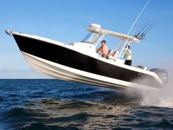 2020 Edgewater boat for sale, model of the boat is 280CC & Image # 12 of 14