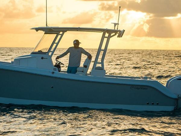 2020 Edgewater boat for sale, model of the boat is 280CC & Image # 14 of 14