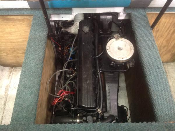 1972 Sea Ray boat for sale, model of the boat is SRV 190 I/O & Image # 17 of 21