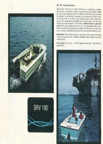 1972 Sea Ray boat for sale, model of the boat is SRV 190 I/O & Image # 21 of 21