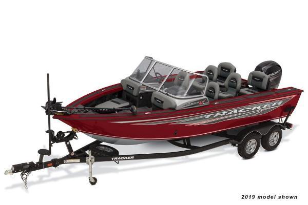 2020 Tracker Boats boat for sale, model of the boat is Targa V-19 Combo & Image # 2 of 5
