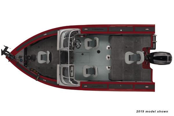 2020 Tracker Boats boat for sale, model of the boat is Targa V-19 Combo & Image # 3 of 5