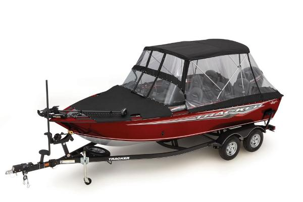 2020 Tracker Boats boat for sale, model of the boat is Targa V-19 Combo & Image # 5 of 73