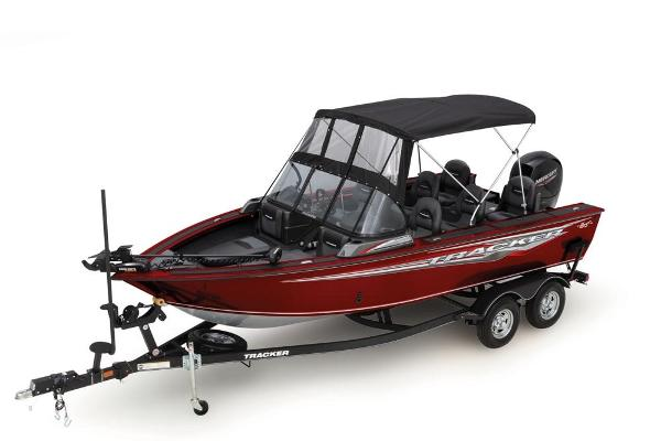 2020 Tracker Boats boat for sale, model of the boat is Targa V-19 Combo & Image # 7 of 73
