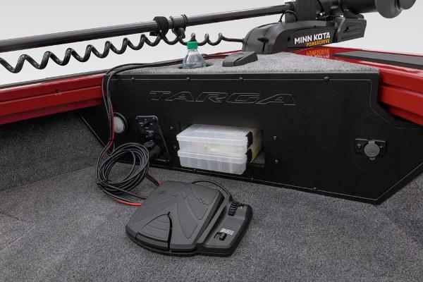 2020 Tracker Boats boat for sale, model of the boat is Targa V-19 Combo & Image # 30 of 73