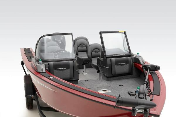 2020 Tracker Boats boat for sale, model of the boat is Targa V-19 Combo & Image # 42 of 73
