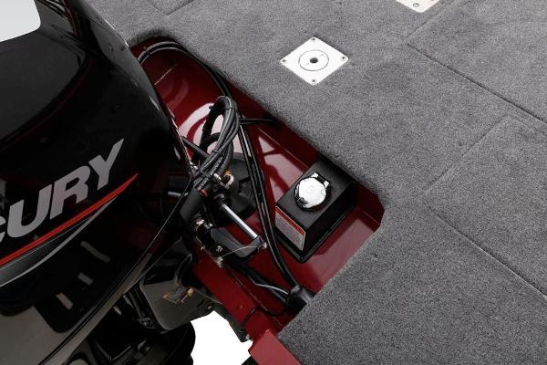 2020 Tracker Boats boat for sale, model of the boat is Targa V-19 Combo & Image # 52 of 59