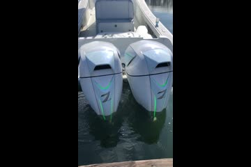 Yellowfin 36 video
