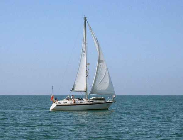 Westerly Oceanquest - Bilge Keel. One of the latest and probably one of the ...