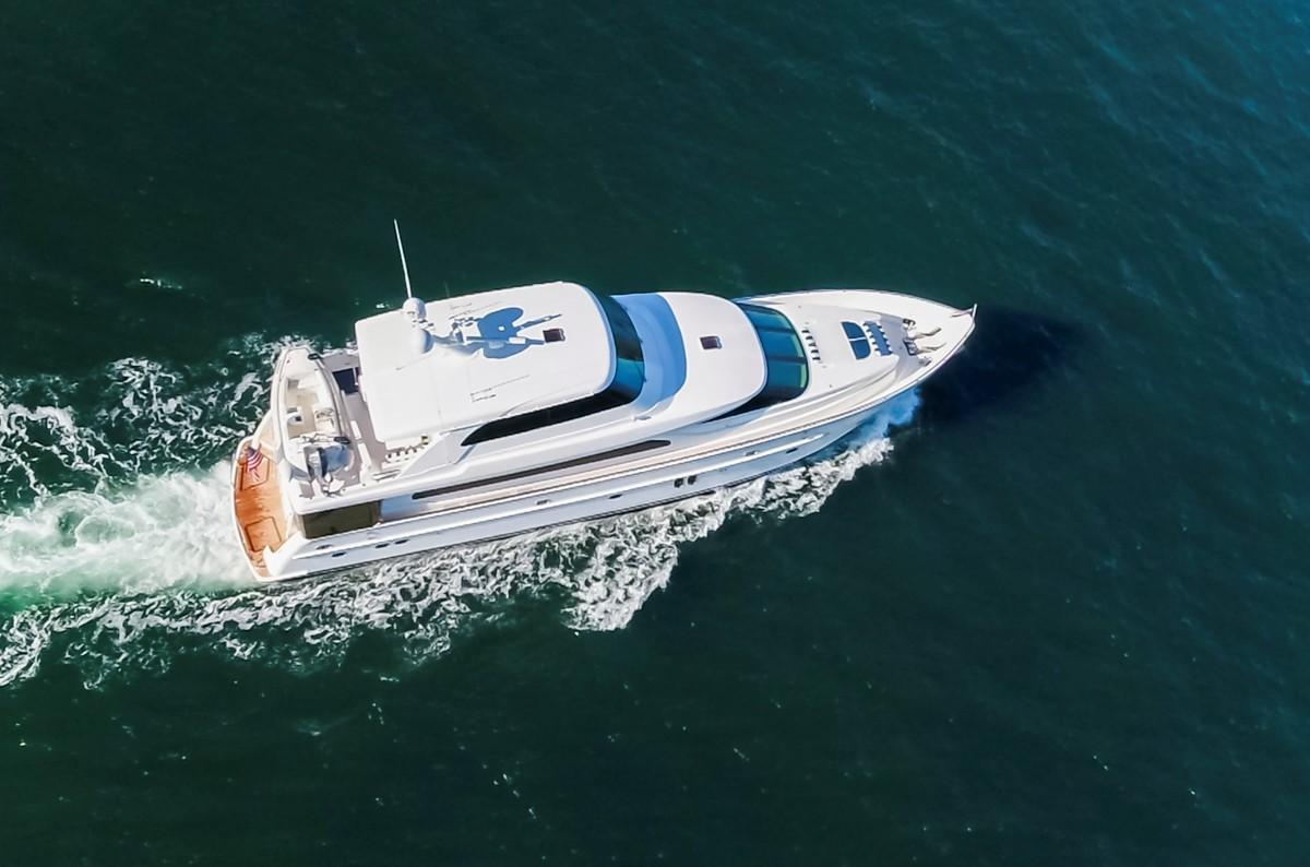Picture Of:  82' Horizon Motor Yacht 2006Yacht For Sale | 4 of 63