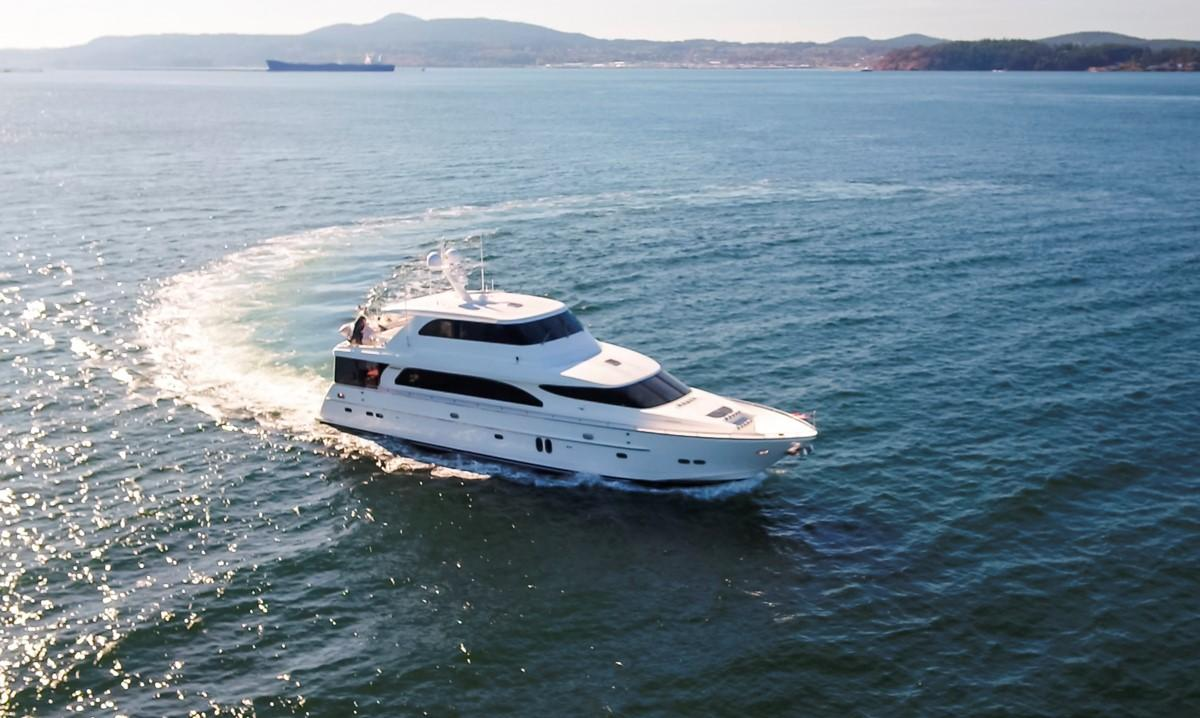 Picture Of:  82' Horizon Motor Yacht 2006Yacht For Sale | 3 of 63