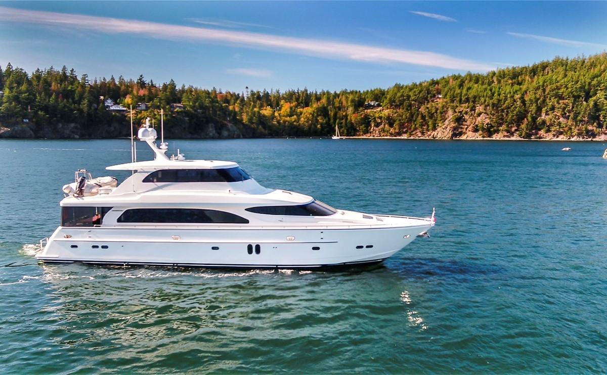 Picture Of:  82' Horizon Motor Yacht 2006Yacht For Sale | 1 of 63