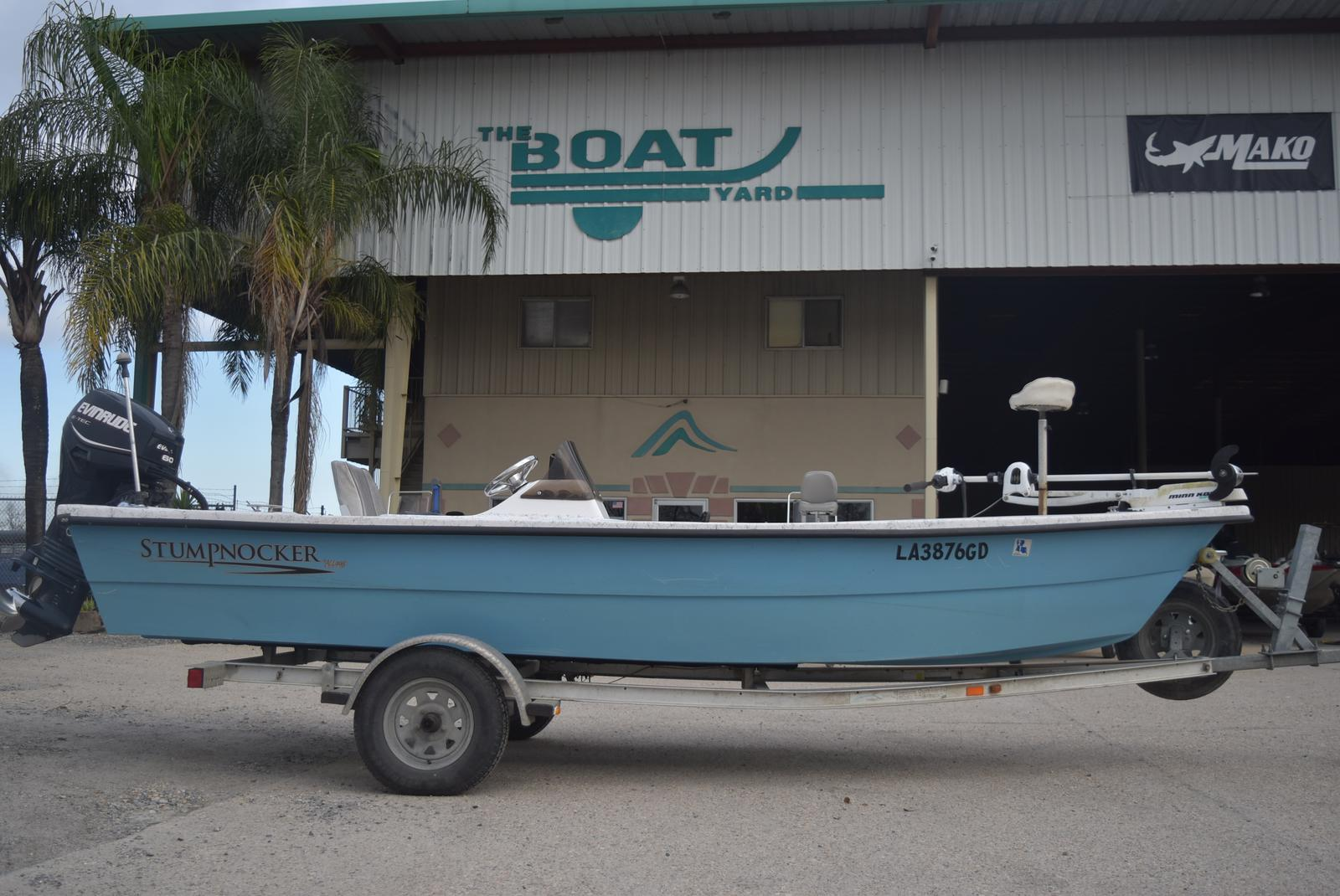 2012 Stumpnocker boat for sale, model of the boat is 17 Stumpnocker & Image # 1 of 7