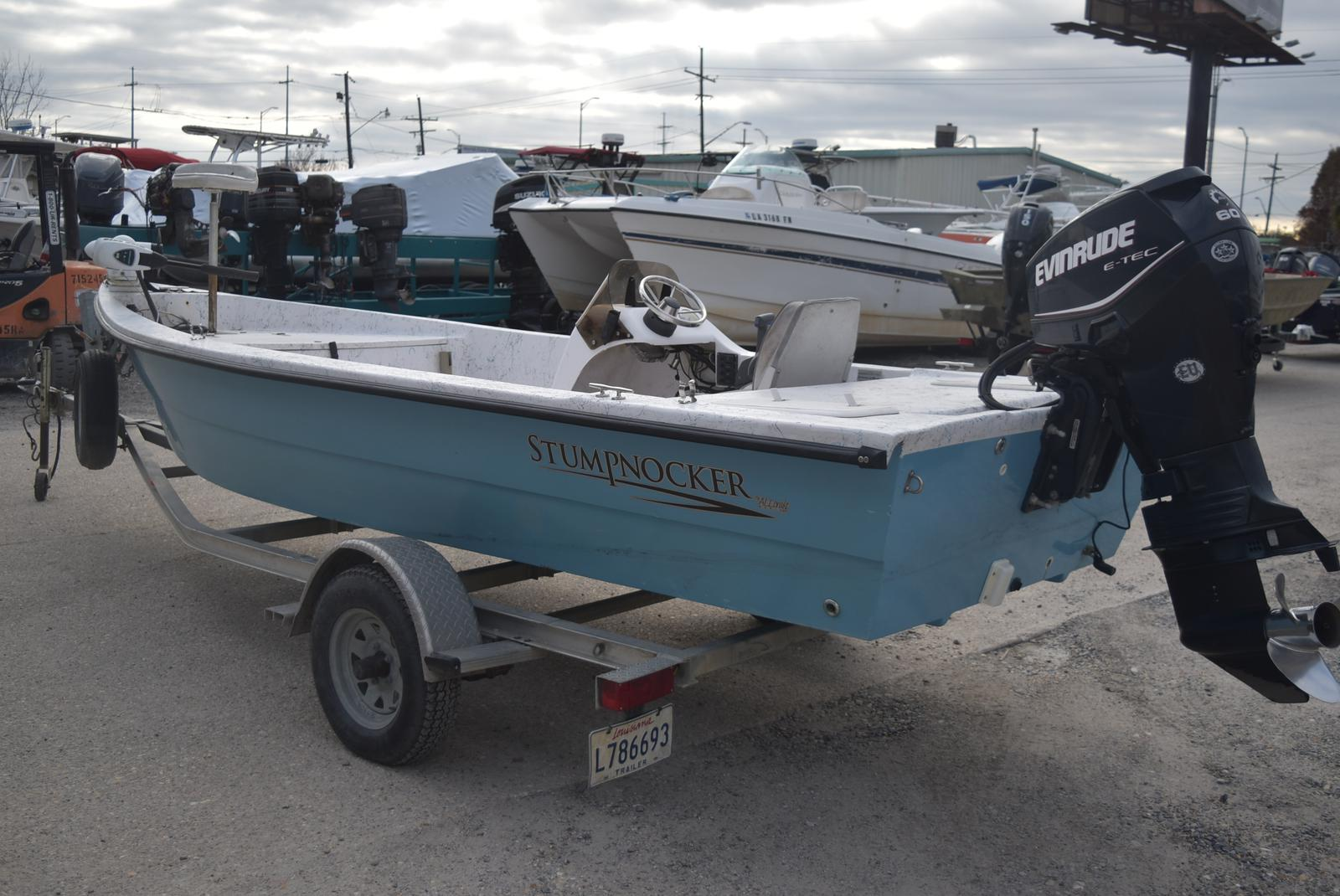 2012 Stumpnocker boat for sale, model of the boat is 17 Stumpnocker & Image # 2 of 7