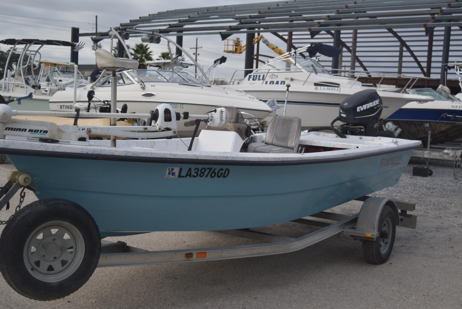 2012 Stumpnocker boat for sale, model of the boat is 17 Stumpnocker & Image # 3 of 7
