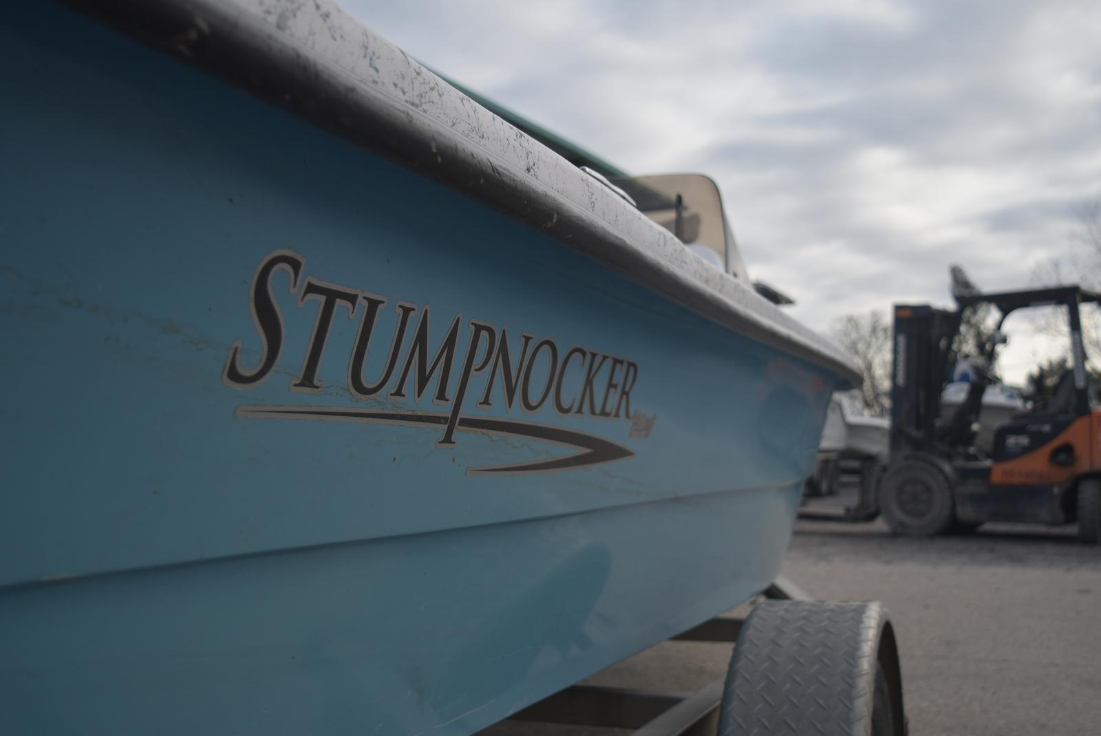 2012 Stumpnocker boat for sale, model of the boat is 17 Stumpnocker & Image # 4 of 7