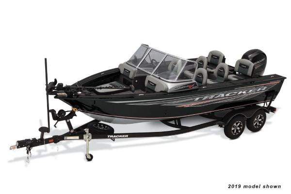 2020 TRACKER BOATS TARGA V 19 COMBO TOURNAMENT EDITION for sale
